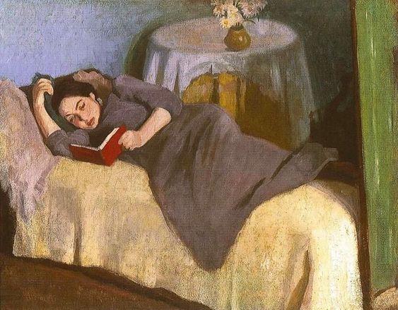 La lecture, une porte ouverte sur un monde enchanté (F.Mauriac) - Page 19 58dd2310