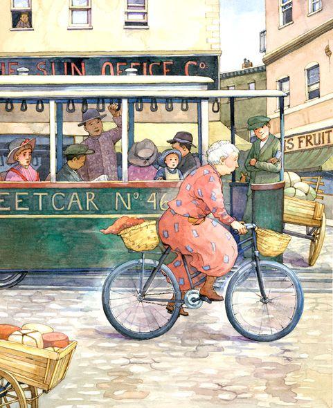 A bicyclette ... 5c906c10