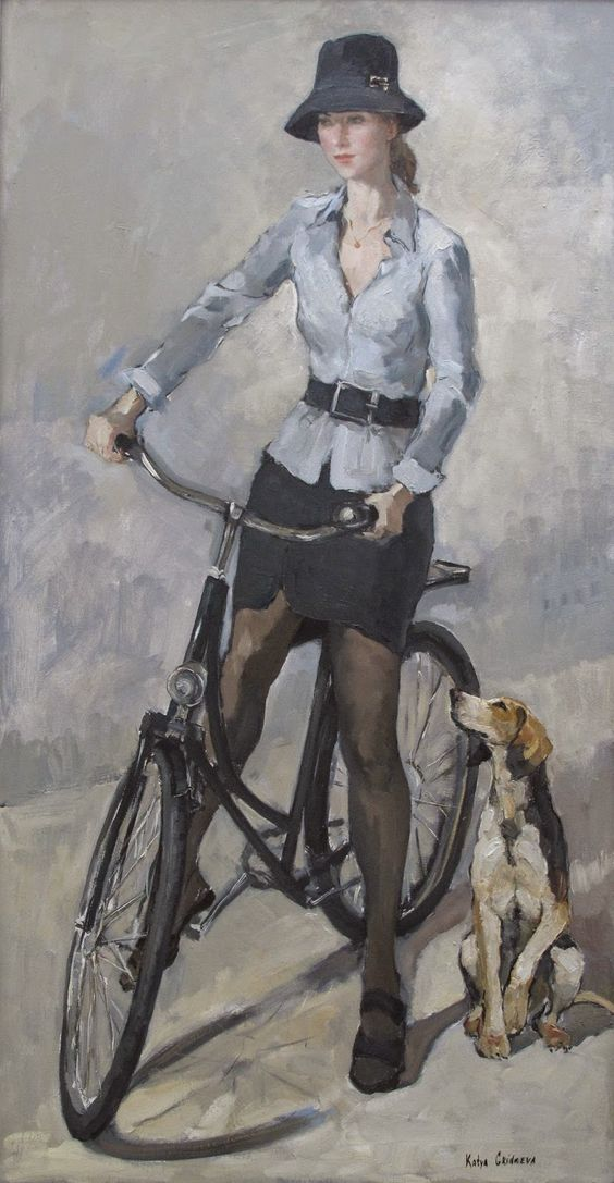 A bicyclette ... 60aa0710
