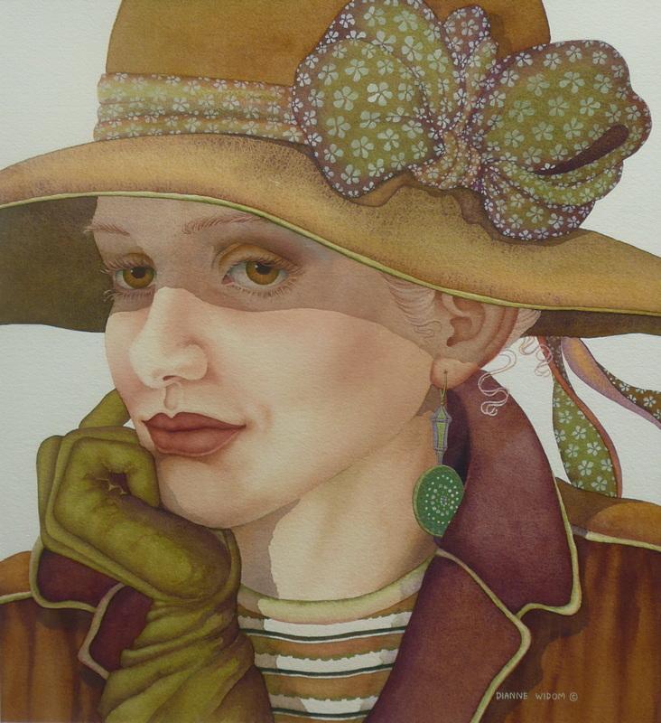 """Des élégantes  """"chapeautées"""" ... - Page 19 62545510"""