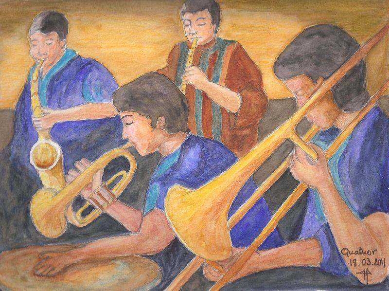 """"""" La Musique adoucit les moeurs """" ( Aristote ) - Page 14 62915010"""