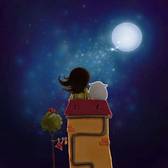 Rêver est une liberté pour tous ...  - Page 7 6471f910