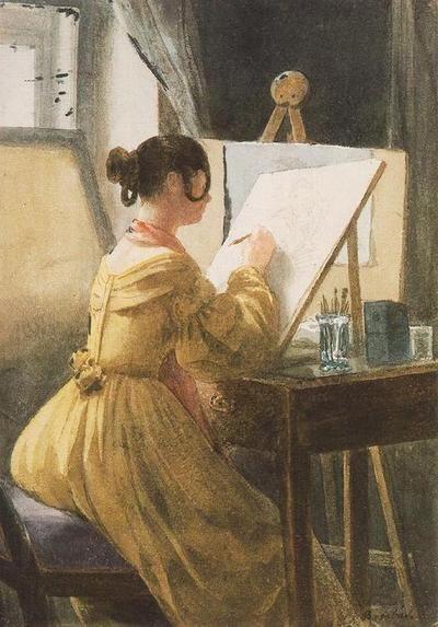 """""""Une peinture pour rêver, voyager, s'émouvoir ...  - Page 4 6b325110"""