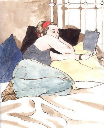 La lecture, une porte ouverte sur un monde enchanté (F.Mauriac) - Page 19 6b716210