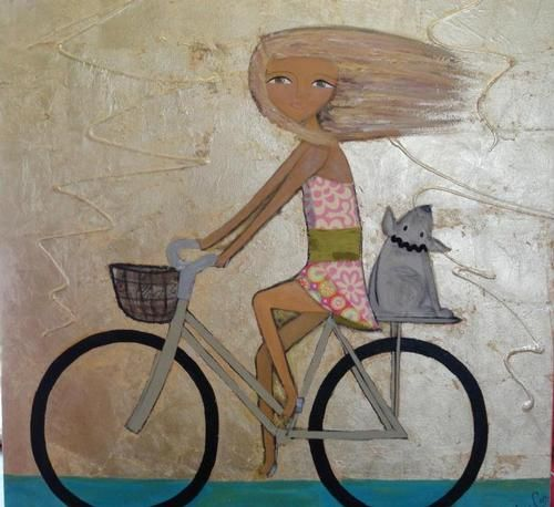 A bicyclette ... - Page 3 6e032710