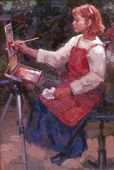 Une peinture pour rêver, voyager, s'émouvoir ...  - Page 2 6ed16b11