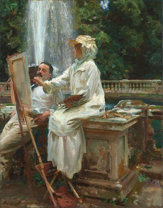 """""""Une peinture pour rêver, voyager, s'émouvoir ...  - Page 4 73261010"""