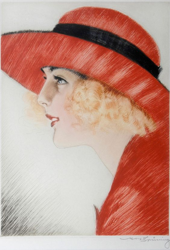 """Des élégantes  """"chapeautées"""" ... - Page 24 7565cd10"""
