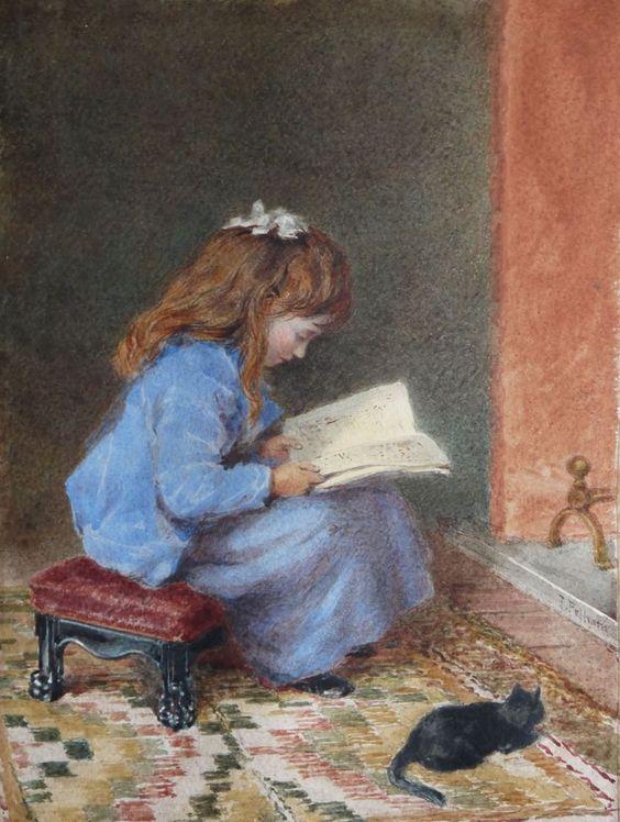 La lecture, une porte ouverte sur un monde enchanté (F.Mauriac) - Page 19 765fe110