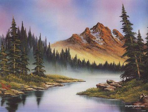 Tous les paysages en peinture. - Page 17 7790a412