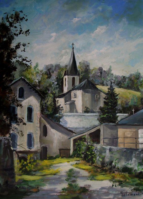 Tous les paysages en peinture. - Page 16 7c6f7910
