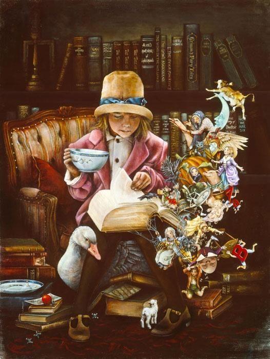 La lecture, une porte ouverte sur un monde enchanté (F.Mauriac) - Page 20 7d938b10