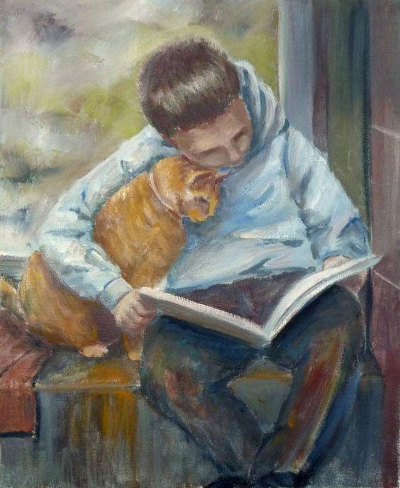 La lecture, une porte ouverte sur un monde enchanté (F.Mauriac) - Page 21 7e962110