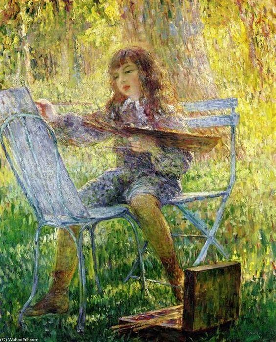 """""""Une peinture pour rêver, voyager, s'émouvoir ...  - Page 2 80ef8710"""
