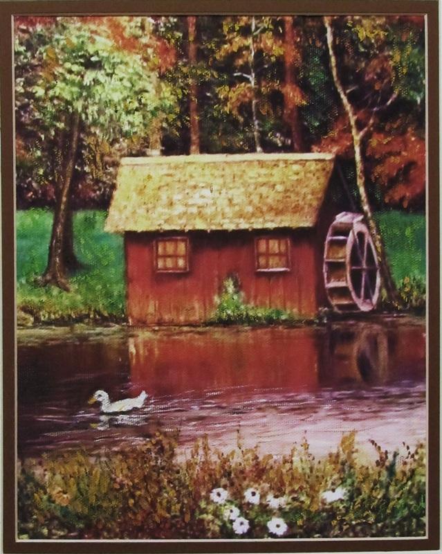 L'eau paisible des ruisseaux et petites rivières  - Page 21 81059210
