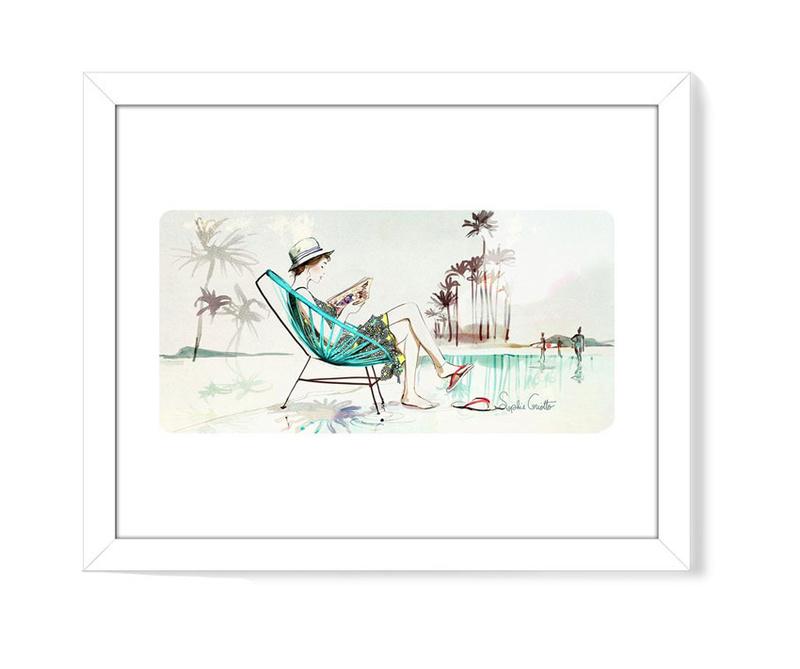 """Illustrations ... pour l'été ... Plage et """"farniente"""" ... - Page 20 81720110"""