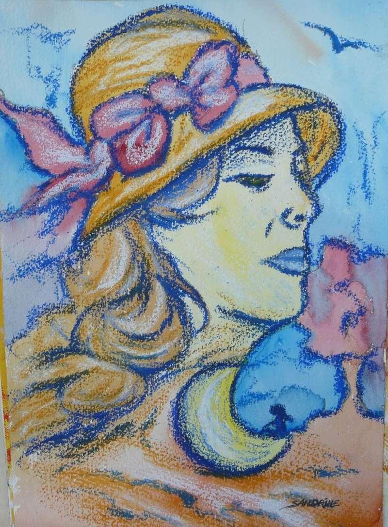 """Des élégantes  """"chapeautées"""" ... - Page 19 84056910"""