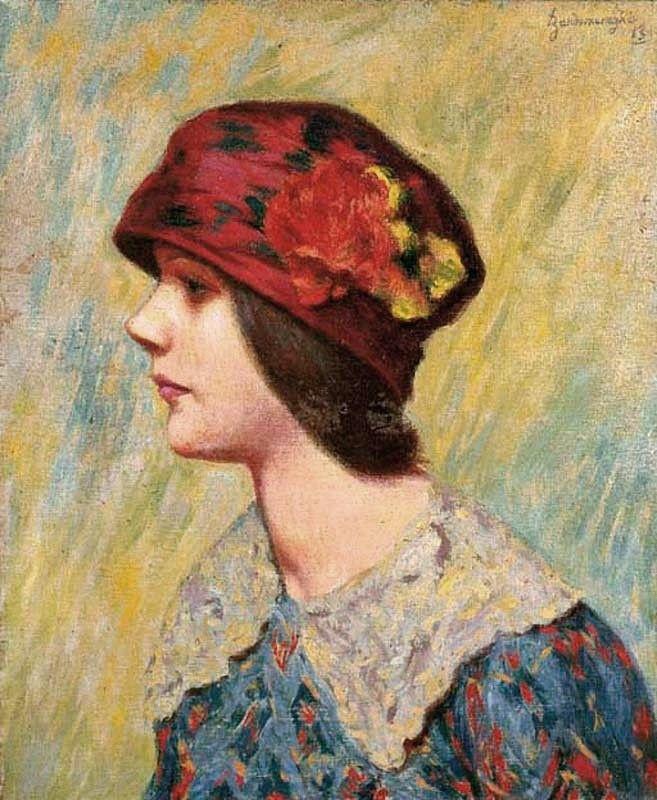 """Des élégantes  """"chapeautées"""" ... - Page 24 866a4410"""