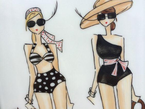 """Illustrations ... pour l'été ... Plage et """"farniente"""" ... - Page 21 8a694510"""