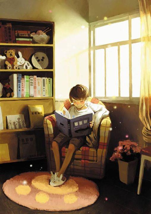 La lecture, une porte ouverte sur un monde enchanté (F.Mauriac) - Page 19 8bfffa10