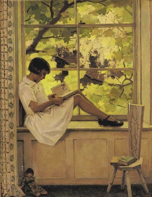 La lecture, une porte ouverte sur un monde enchanté (F.Mauriac) - Page 20 8d157a10