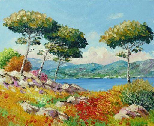 Tous les paysages en peinture. - Page 16 8d9ed910