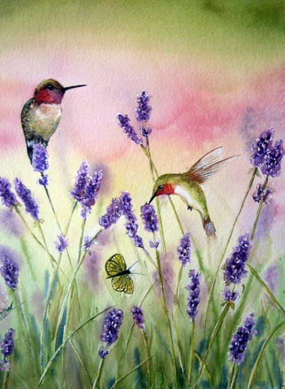 Les animaux peints à l'AQUARELLE - Page 15 90421910