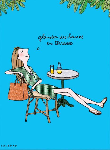 """Illustrations ... pour l'été ... Plage et """"farniente"""" ... - Page 20 90553010"""