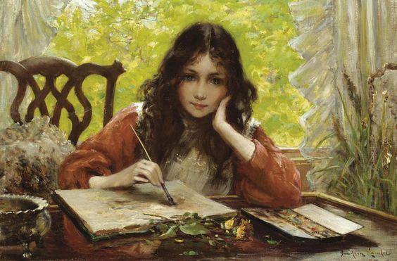 """""""Une peinture pour rêver, voyager, s'émouvoir ...  - Page 2 9956bb10"""