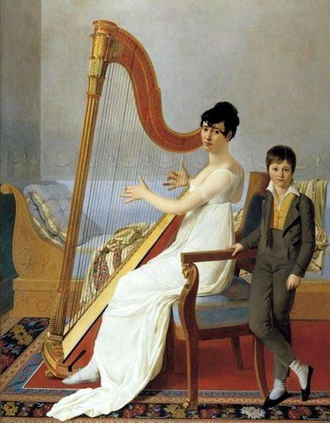 """"""" La Musique adoucit les moeurs """" ( Aristote ) - Page 14 A-lady10"""