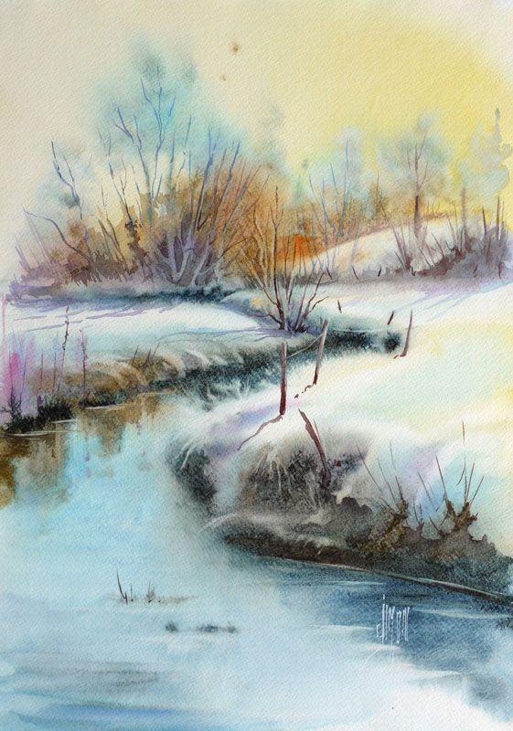 L'eau paisible des ruisseaux et petites rivières  - Page 20 A2e5b710