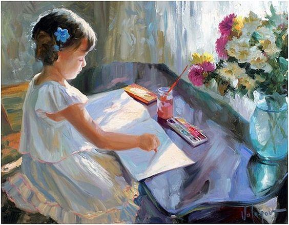 """""""Une peinture pour rêver, voyager, s'émouvoir ...  - Page 4 A363e510"""