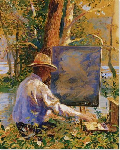 """""""Une peinture pour rêver, voyager, s'émouvoir ...  - Page 3 A7cf8710"""