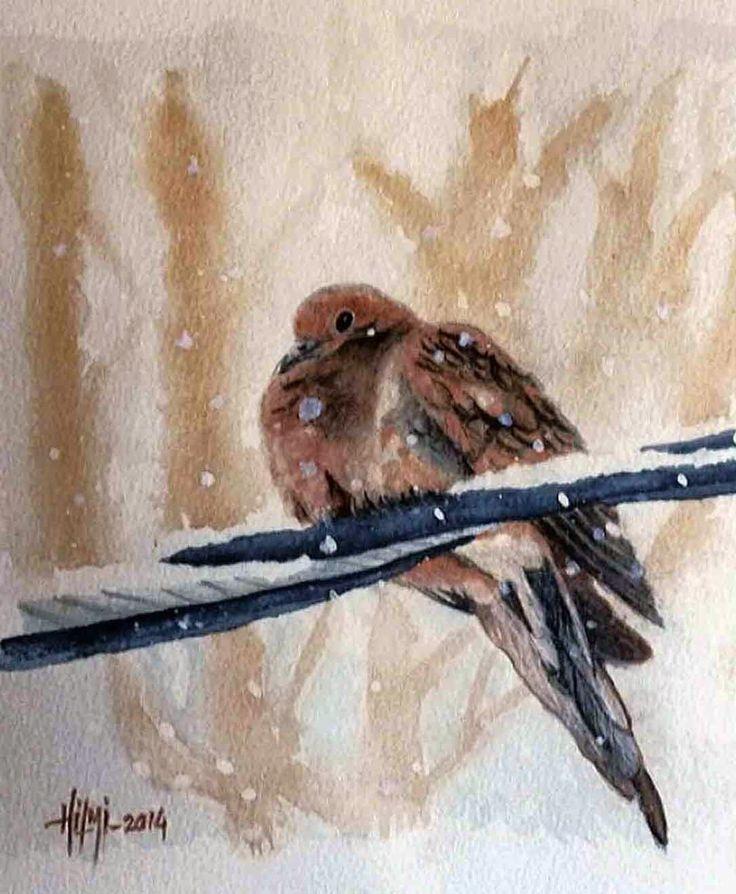 Les animaux peints à l'AQUARELLE - Page 13 A7ee7310