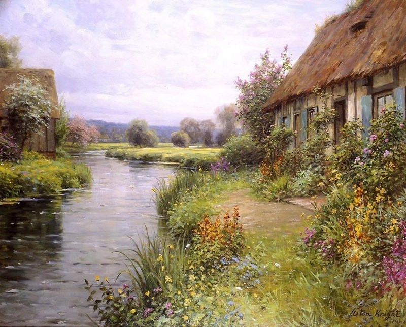 L'eau paisible des ruisseaux et petites rivières  - Page 21 A_bend10