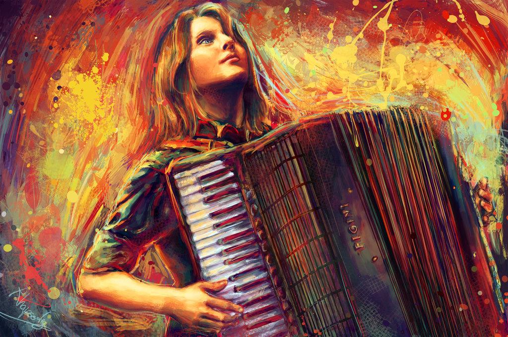 """"""" La Musique adoucit les moeurs """" ( Aristote ) - Page 17 A_girl10"""