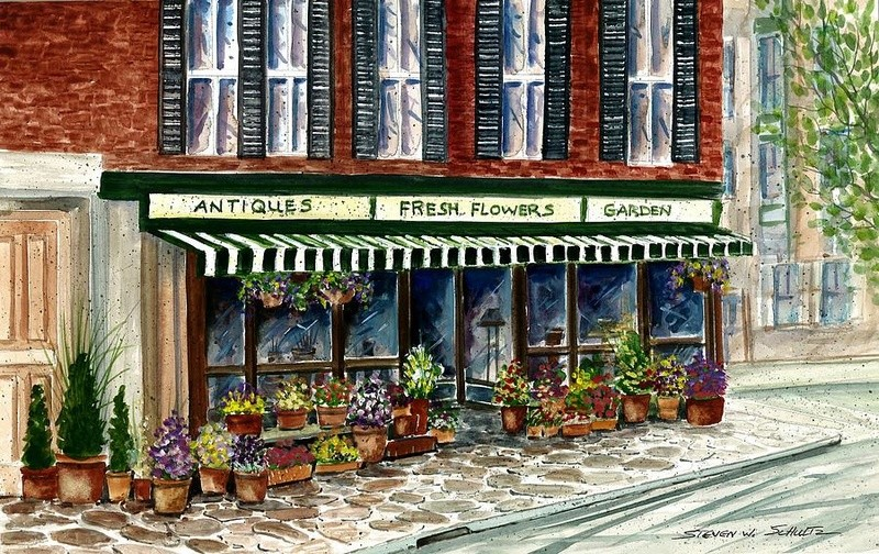 """Des petites """"boutiques"""" ... - Page 2 Antiqu10"""