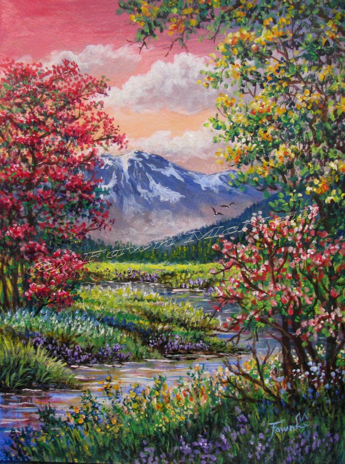 Tous les paysages en peinture. - Page 16 Aswint10
