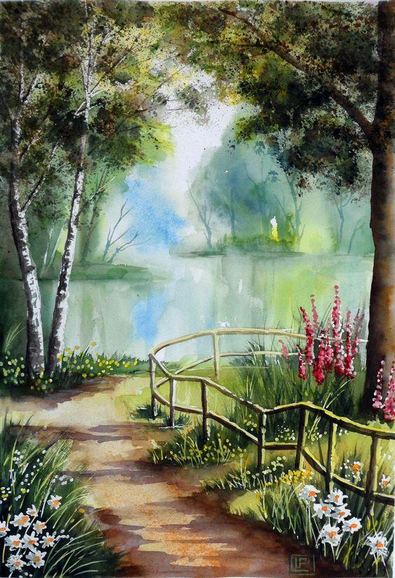 Tous les paysages en peinture. - Page 16 B09f5610