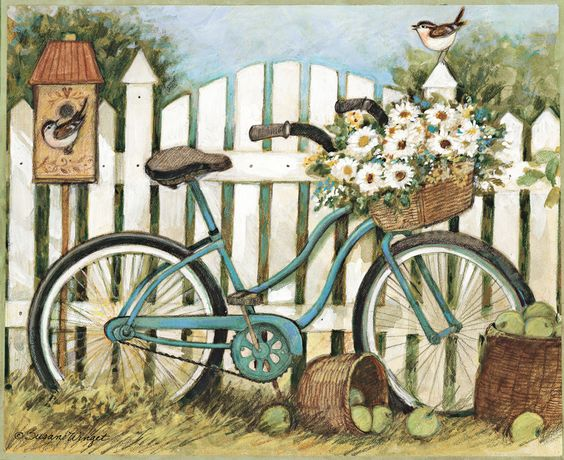 A bicyclette ... B8c28410