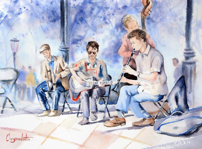 """"""" La Musique adoucit les moeurs """" ( Aristote ) - Page 14 Band-p10"""