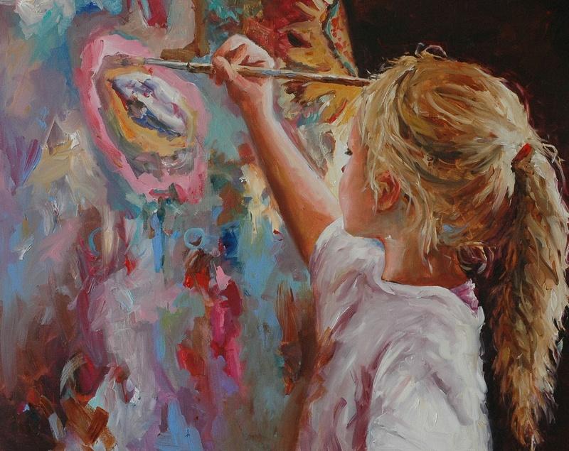 """""""Une peinture pour rêver, voyager, s'émouvoir ...  - Page 2 Bev_jo10"""