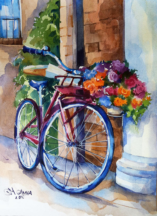 A bicyclette ... - Page 3 Bicycl11