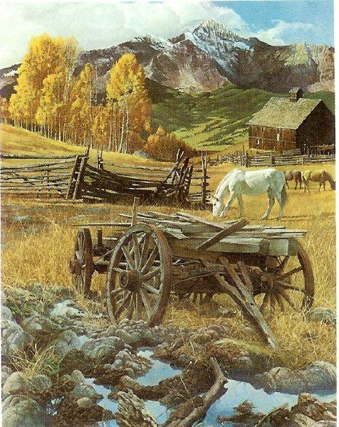 Tous les paysages en peinture. - Page 15 Cb704811