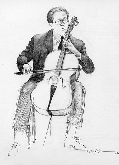 """"""" La Musique adoucit les moeurs """" ( Aristote ) - Page 16 Cellis10"""