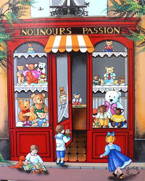 """Des petites """"boutiques"""" ... - Page 2 Charlo10"""
