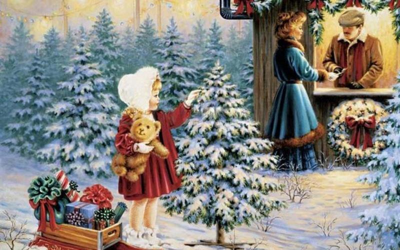 La Magie de Noël ... Christ12