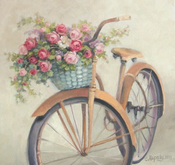 A bicyclette ... Christ17