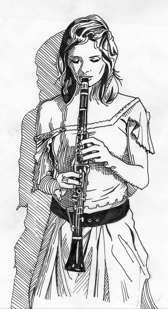 """"""" La Musique adoucit les moeurs """" ( Aristote ) - Page 14 Clarin12"""