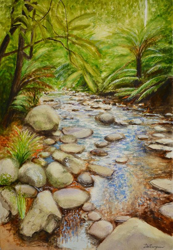 L'eau paisible des ruisseaux et petites rivières  - Page 22 Corond10